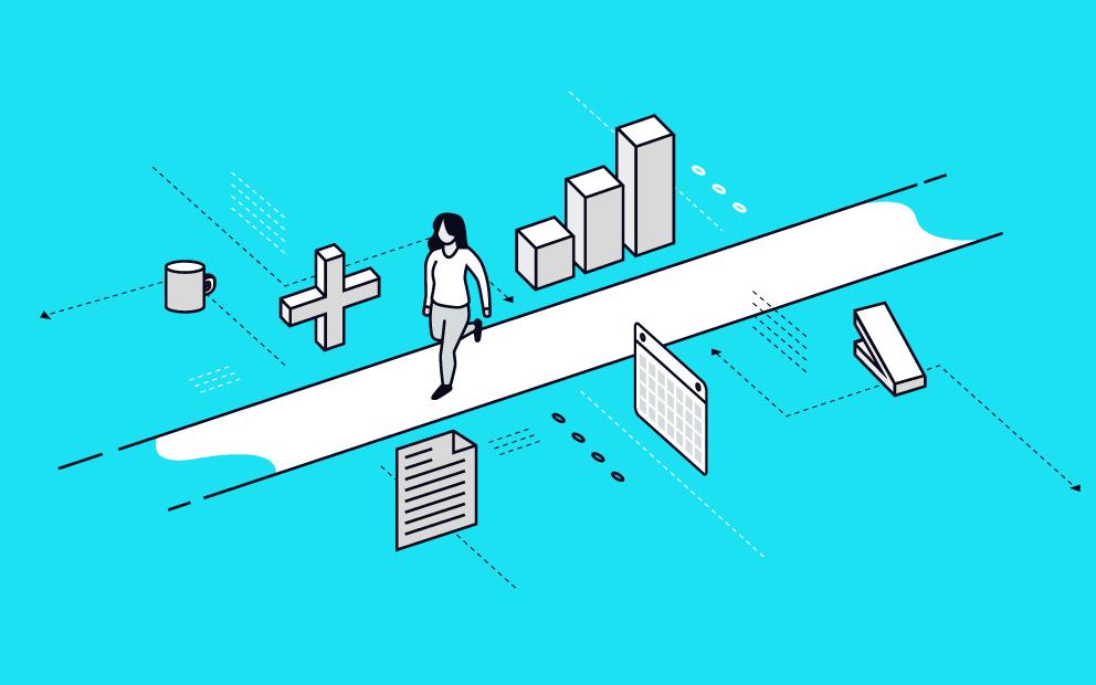 Image of Build roadmap Illustration Hero SEO new