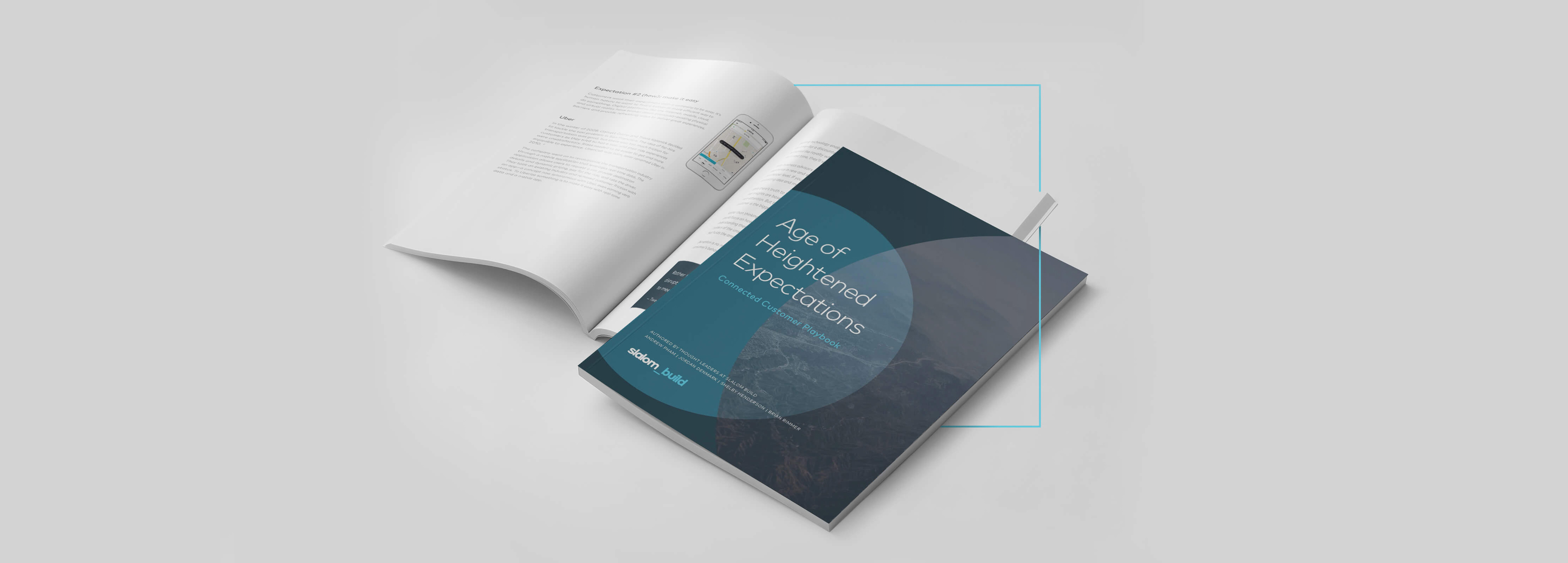 Printed Age of Heightened Expectations whitepaper.